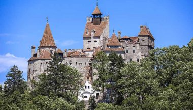 translyvania bran castle