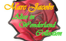 Marc Jacobs Alice in Wonderland Collection, glamour e chic!
