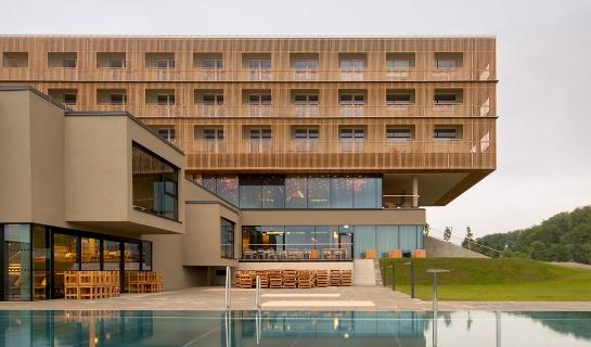 3 hotel di design in austria per i mercatini natalizi for 3 designhotel wien