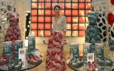La Marta Ferri capsule collection Superga
