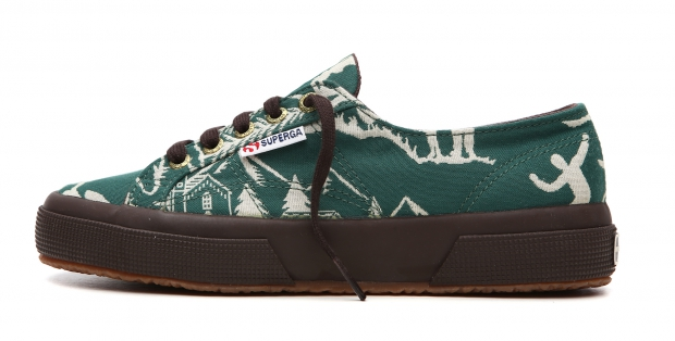 Marta Ferri capsule collection Superga