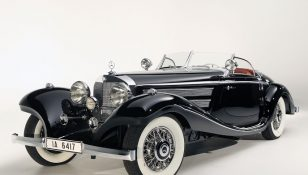 Mercedes Benz  K Special Roadster