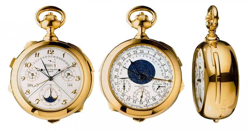 Gli orologi da taschino pi costosi al mondo asta da record - Portare sinonimo ...