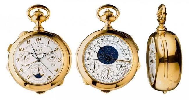 orologi da taschino più costosi