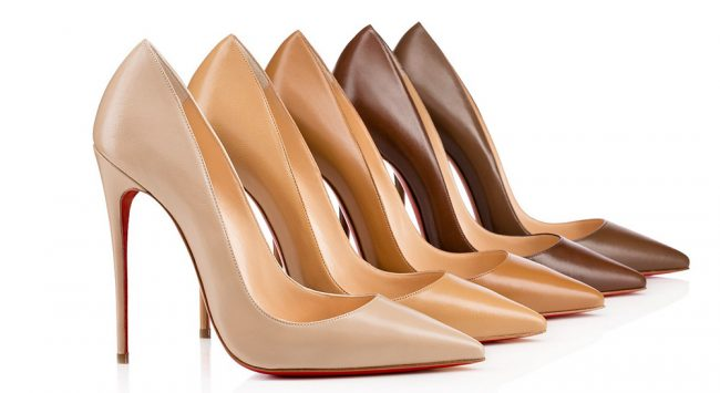 Louboutin new nudes collection