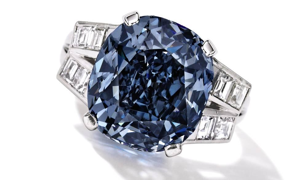 diamante blu di Shirley Temple