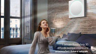 ARTCOOL Stylist: Chi l' avrebbe detto che un climatizzatore potesse essere anche un oggetto di Design?