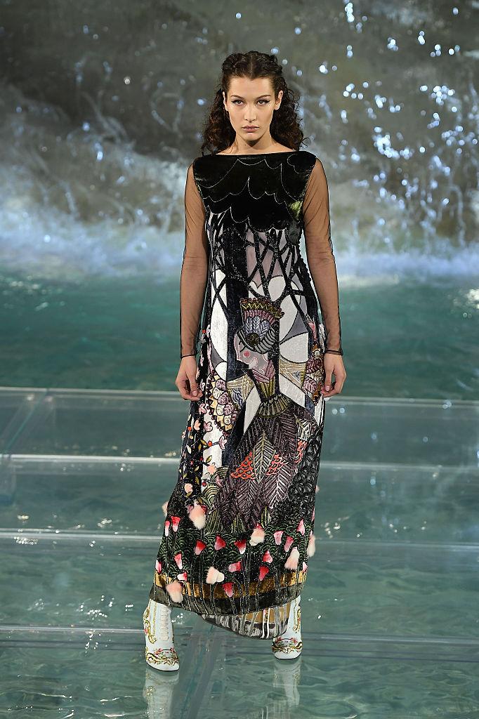 Fendi Roma 90 Years Anniversary – Fashion Show