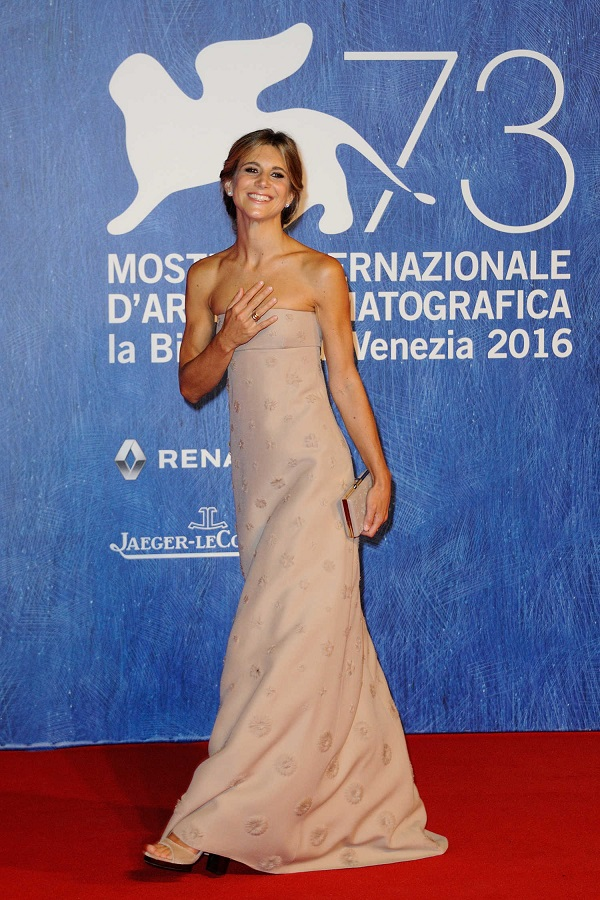red carpet della mostra del cinema di venezia