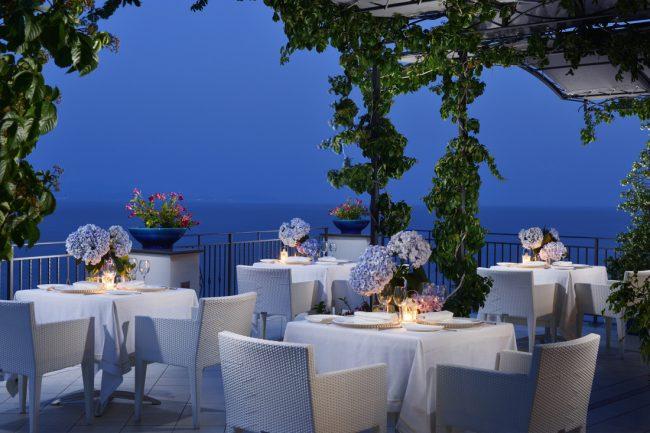 terrazza-cena FRANCESCO RUSSO IL GOLFO