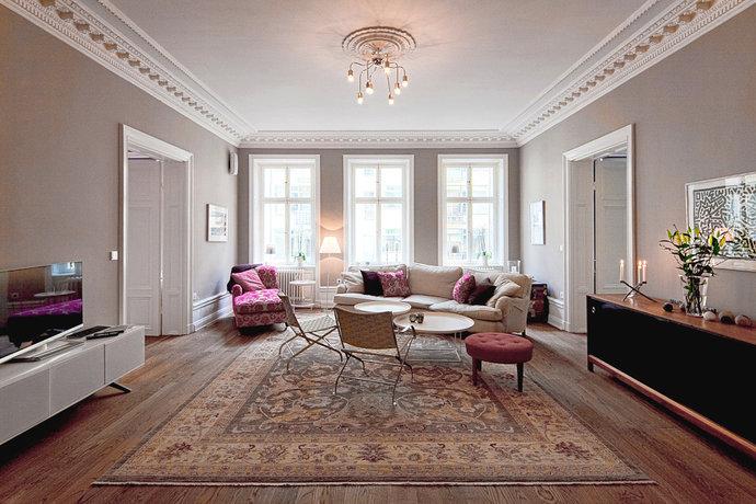 tappeti di lusso stile e carattere per ogni ambiente