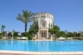 san giorgio resort di lusso del Sud Italia