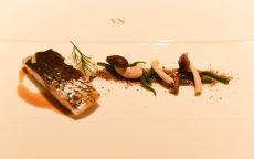 cena romantica villa necchi piatto