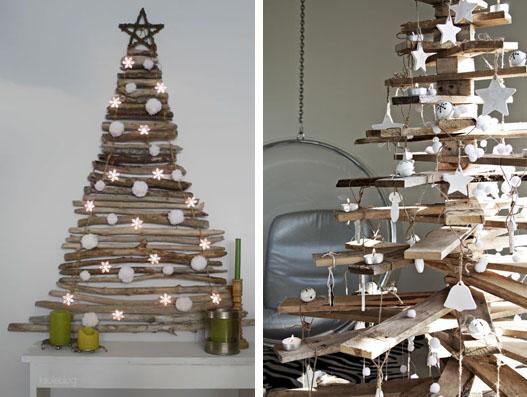 Un natale all insegna del design - Decorazioni natalizie fai da te per esterno ...