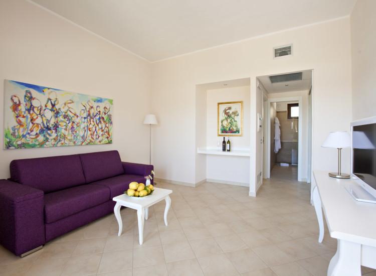 eco resort resort di lusso del Sud Italia