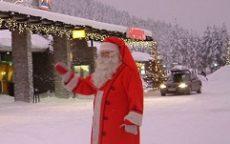 Hotel lusso nel paese di Babbo Natale