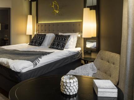 lapland hotel hotel lusso nel paese di babbo natale