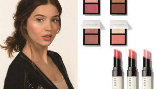 Bobbi Brown Spring  Cheek Palette Lip Balm