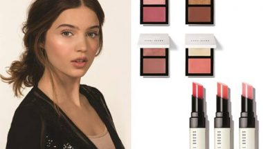 Bobbi Brown Spring  Cheek Palette Lip Balm