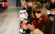 Anna Wintour, la leggendaria direttrice di Vogue America