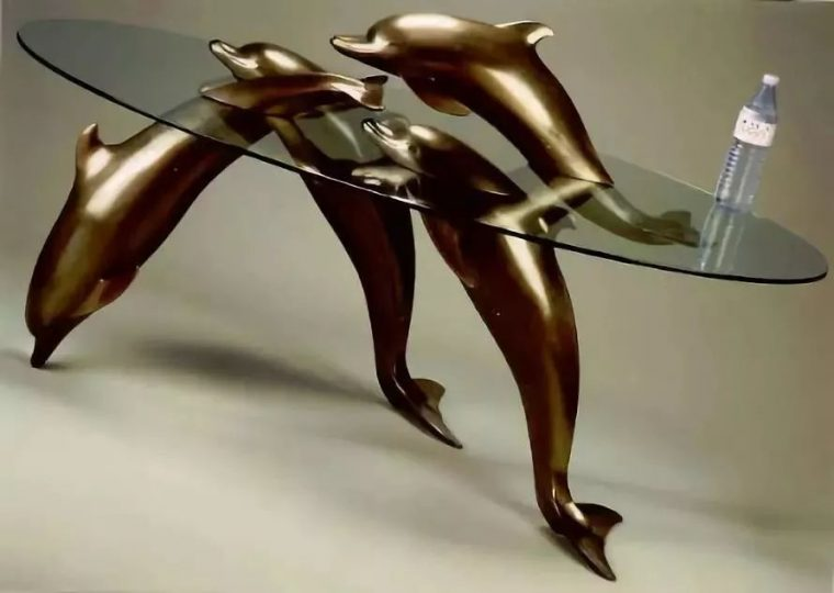 Delfini Tavolini Di Design
