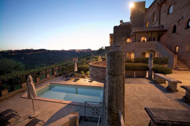 5 castelli che sono diventati hotel -monterone