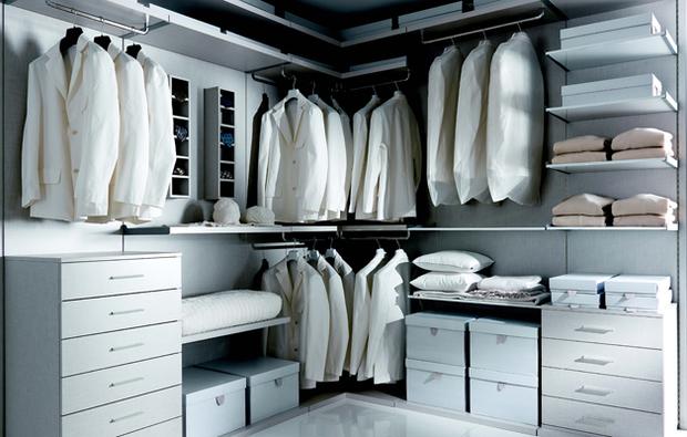 Cabine armadio di lusso consigli e ispirazioni for Case a buon mercato 4 camere da letto