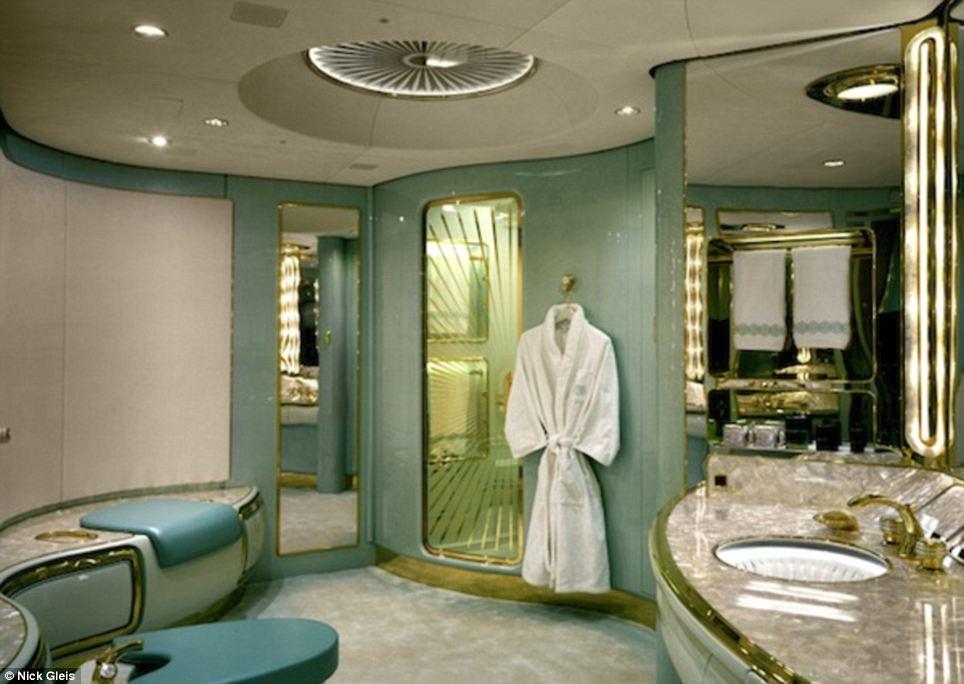 bagno jet di lusso