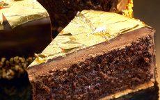 torta foglia d'oro