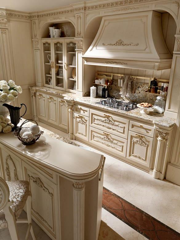 Oggetti di design per una cucina di lusso confortevole for Oggetti design cucina