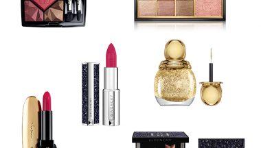 Le novità per il Natale in casa Guerlain, Givenchy e Dior