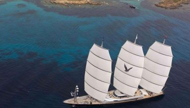 Barche a vela di lusso: ecco quali sono i modelli più belli